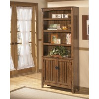 Cross Island - Large Door Bookcase