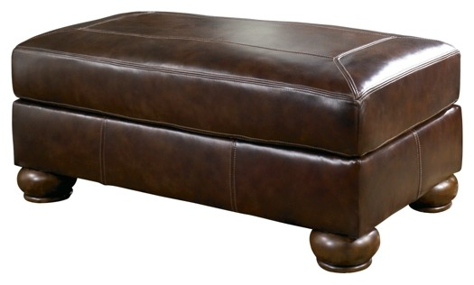 Axiom - Walnut - Ottoman