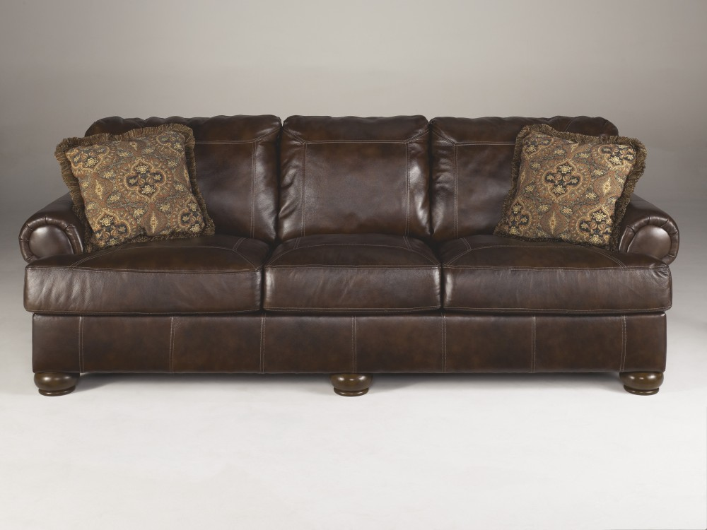 Axiom - Walnut - Sofa