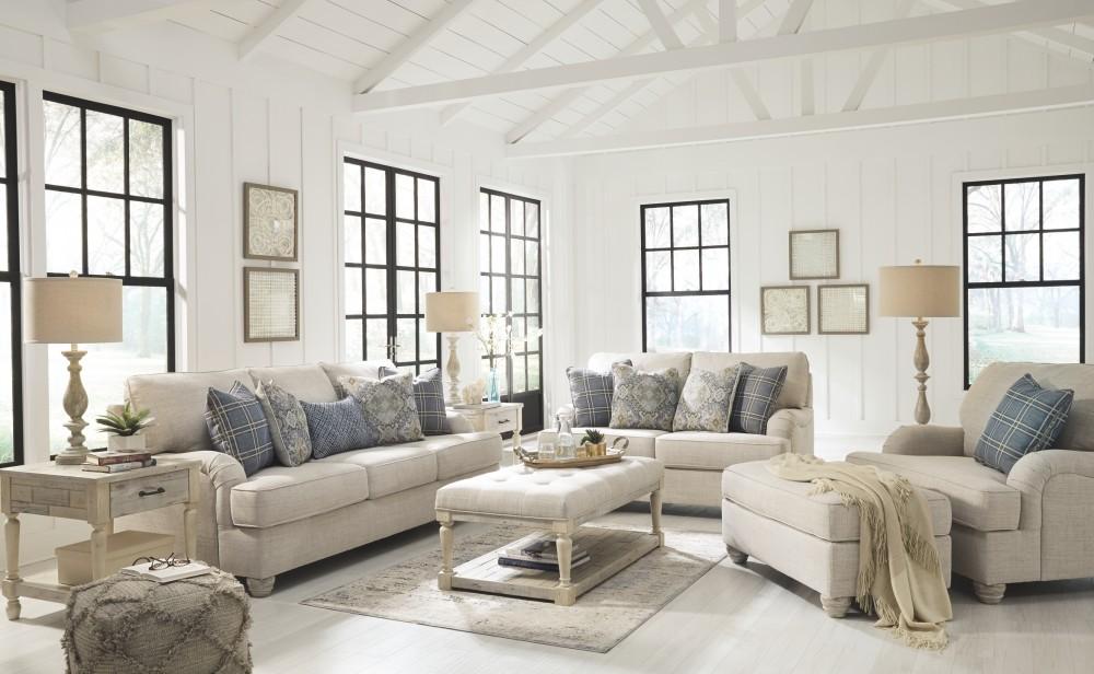 Traemore - Linen - Queen Sofa Sleeper   2740339   Sleeper Sofa ...