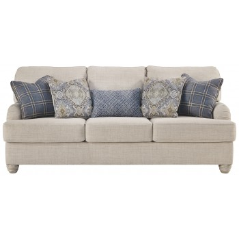 Traemore - Linen - Queen Sofa Sleeper