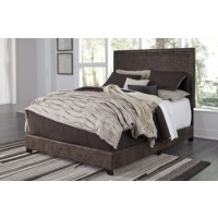 Dolante - Multi - Queen Upholstered Bed