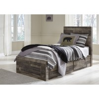 Derekson Twin/Full Under Bed Storage