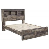 Derekson Queen Storage Footboard