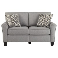 Strehela - Silver - Loveseat