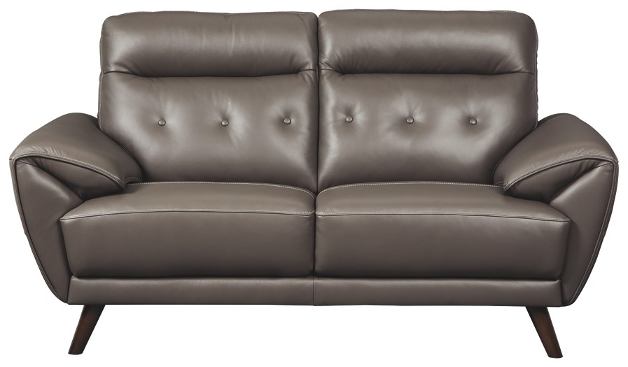 Sissoko - Gray - Loveseat