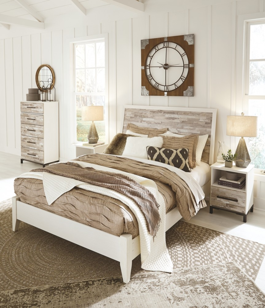 Ashley Furniture Texas Locations: Evanni - Multi - Five Drawer Chest