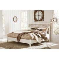 Evanni King Panel Footboard with Rails