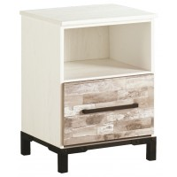 Evanni - Multi - One Drawer Night Stand