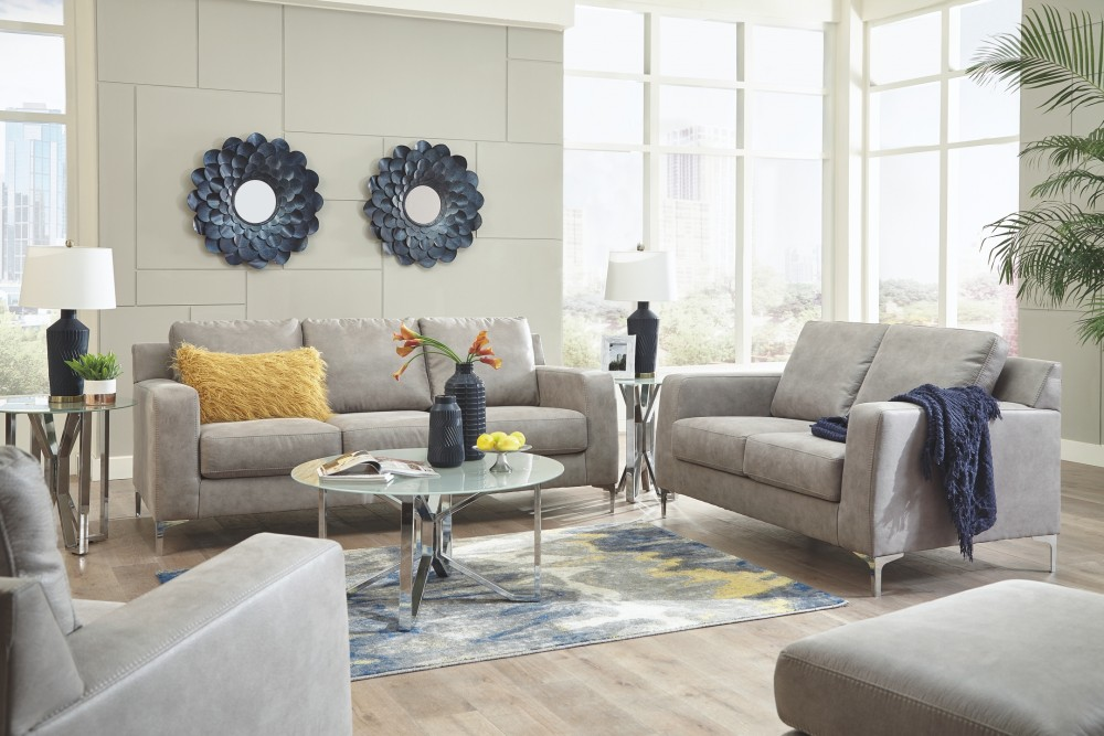 Ryler Steel Sofa 4020138 Sofas Bb S Furniture
