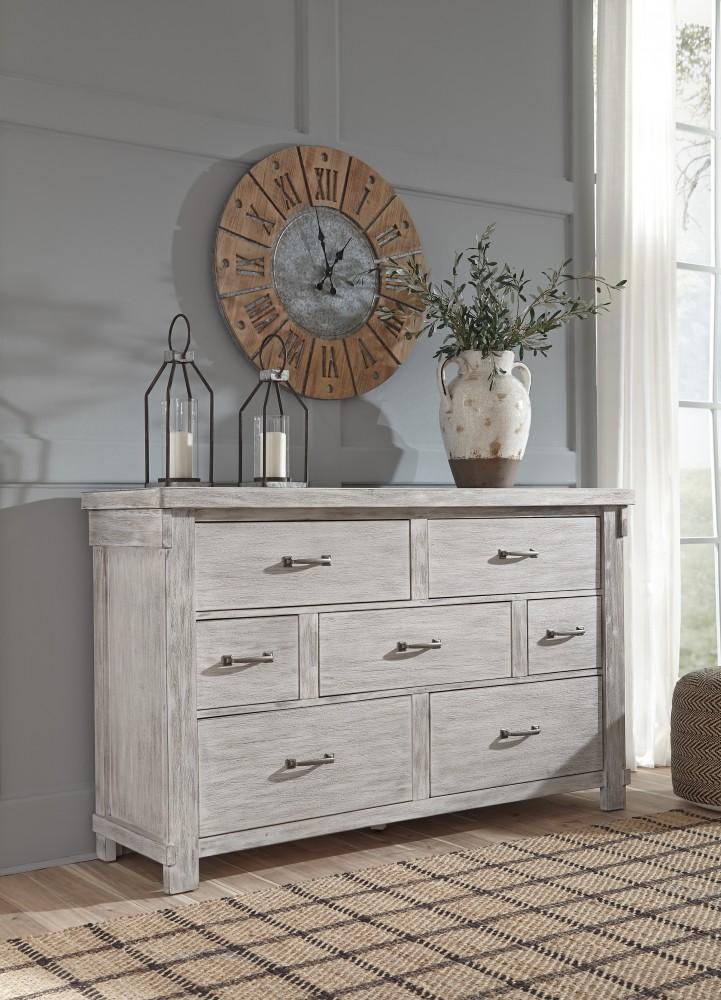 Brashland White Dresser B740 31 Bedroom Dressers
