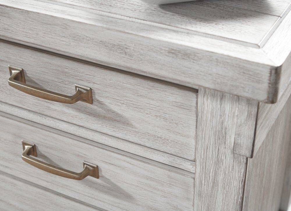 Brashland white dresser dressers pruitt 39 s fine for Pruitts bedroom sets