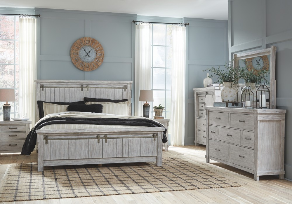 Special Pricing On Bedroom Furniture: Brashland Dresser