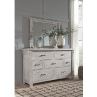 Brashland - White - Bedroom Mirror
