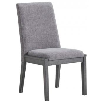 Besteneer - Dark Gray - Dining UPH Side Chair (2/CN)