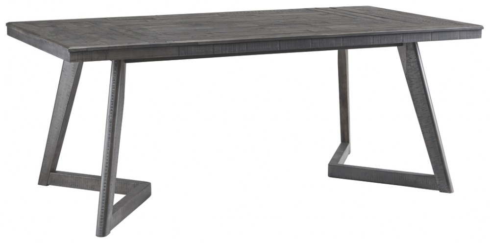 Incroyable Besteneer   Dark Gray   Rectangular Dining Room Table | Tables | Texas  Discount Furniture