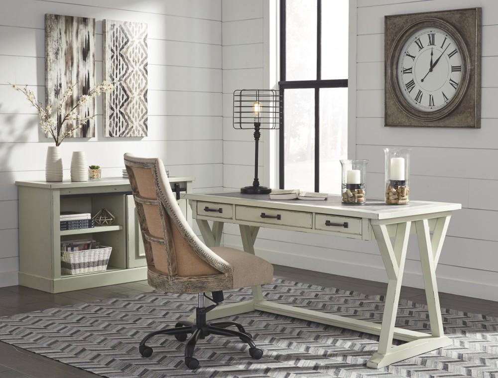 Jonileene 60 Home Office Desk: The Joe Factor (aka