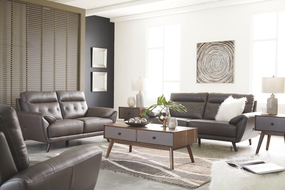 Lynnifer   Two Tone   Sofa Table