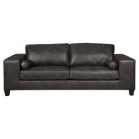 Nokomis - Charcoal - Queen Sofa Sleeper