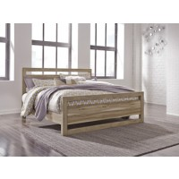 Kianni Queen Panel Headboard/Footboard