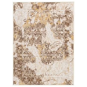 Jariath - Ivory/Brown - Medium Rug