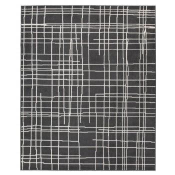 Jai - Black/White - Medium Rug