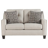 Marrero - Fog - Loveseat