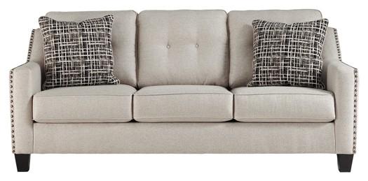 Marrero - Fog - Queen Sofa Sleeper