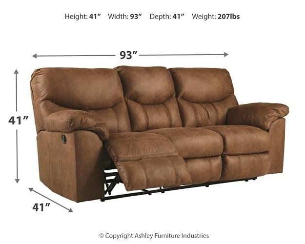 Boxberg Bark Reclining Sofa 3380288 Reclining Sofas Vaughn