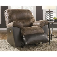 Leonberg - Coffee - Rocker Recliner