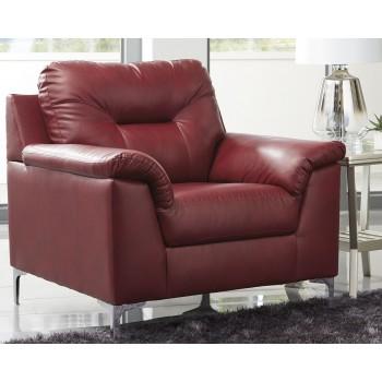 Tensas - Crimson - Chair
