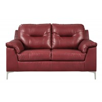 Tensas - Crimson - Loveseat