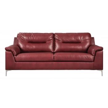 Tensas - Crimson - Sofa