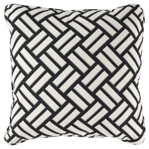 Ayres - Black/White - Pillow
