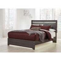 Annikus Queen Panel Footboard