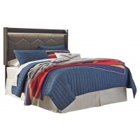 Annikus Full Upholstered Panel Headboard