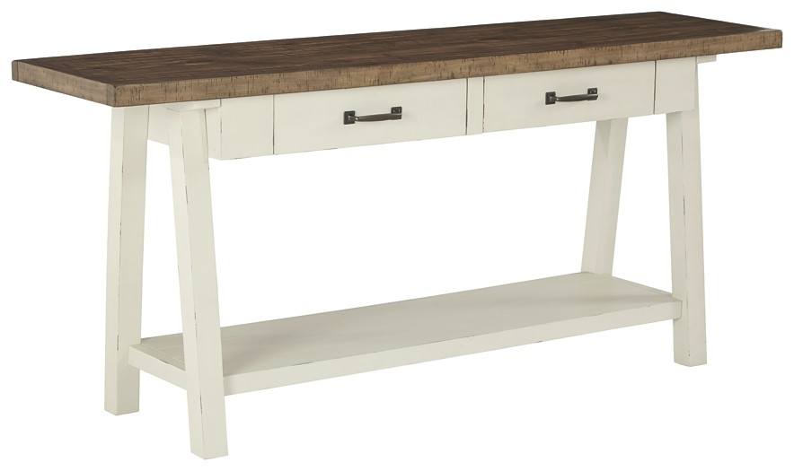 Stownbranner   Two Tone   Sofa Table