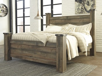 Trinell King Poster Headboard Panel