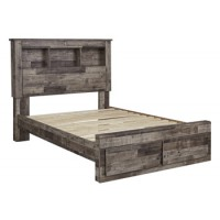 Derekson Full Storage Footboard
