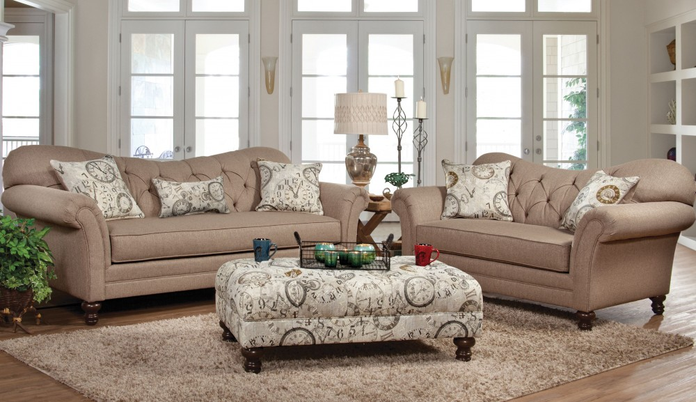 Abington Safari Sofa Love 8750 Serta Living Room Sets Price Busters Furniture