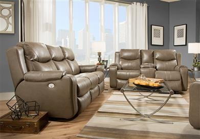 Southern Motion Marvel Reclining Sofa 881 61p