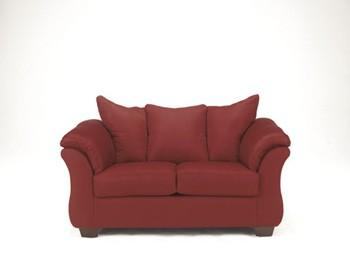 Darcy Salsa Loveseat 7500135 Love Seats The Furniture Barn