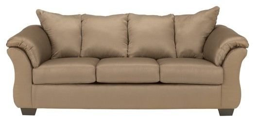 Darcy - Mocha - Full Sofa Sleeper