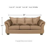 Enjoyable Darcy Mocha Sofa Home Remodeling Inspirations Basidirectenergyitoicom