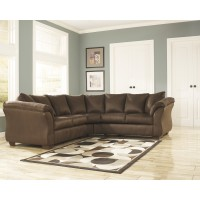 Darcy - Cafe - RAF Loveseat