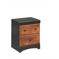 Aimwell - Two Drawer Night Stand