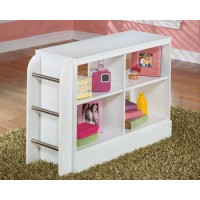 Lulu Loft Bookcase with Ladder
