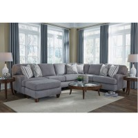 Franklin 887 Haddie Stationary Sectional