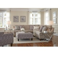 Franklin 864 Anna Stationary Sectional