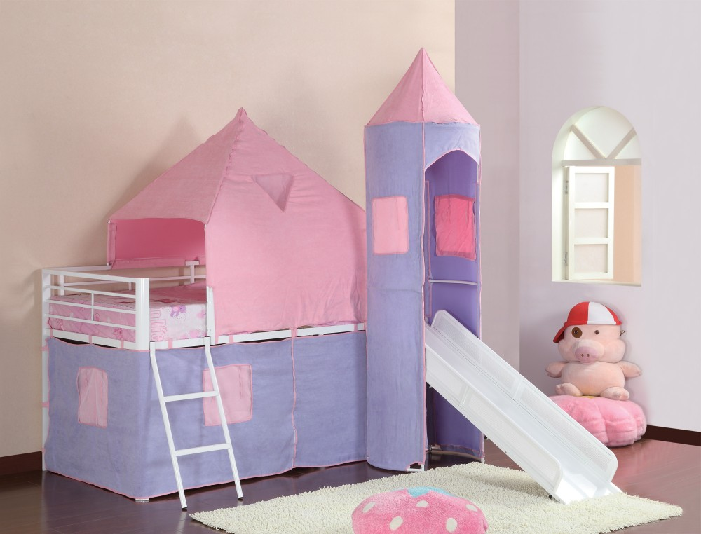 Girl & Girl Tent Bed - 460279 | 460279 | Bunk Beds | Best Price Furniture ...
